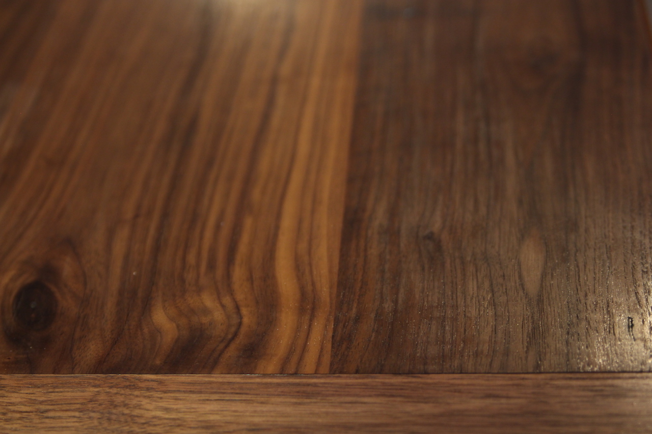 Dining table top.