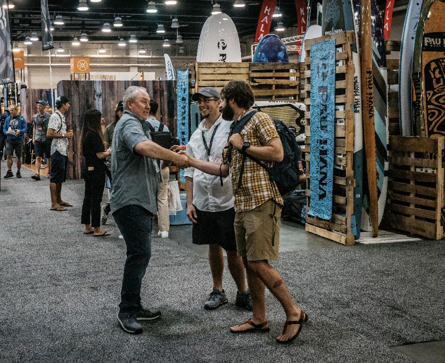 Exhibit Hall - August 27-29 - SEE ALL THE BRANDS IN ONE PLACEPaddlesports Retailer is the only place where you can see a curated mix of brands that specifically serve paddlesports retailers.Learn More