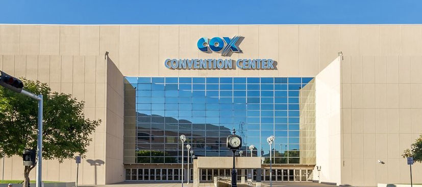 Exhibit Hall - COX Convention Center1 Myriad Gardens, Oklahoma City, OK 73102Get Directions