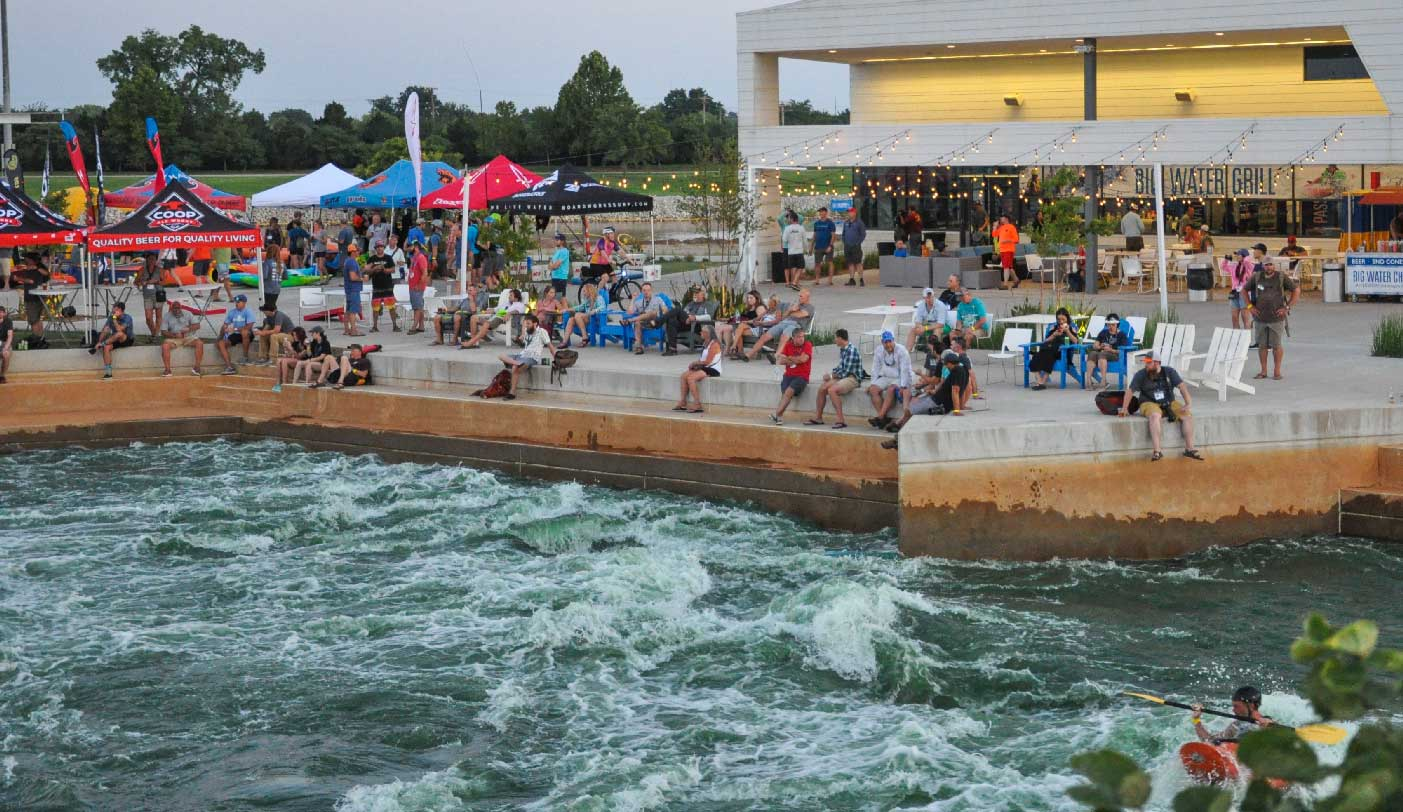 Demo Day - RIVERSPORT RAPIDS800 Riversport Dr, Oklahoma City, OK 73129Get Directions