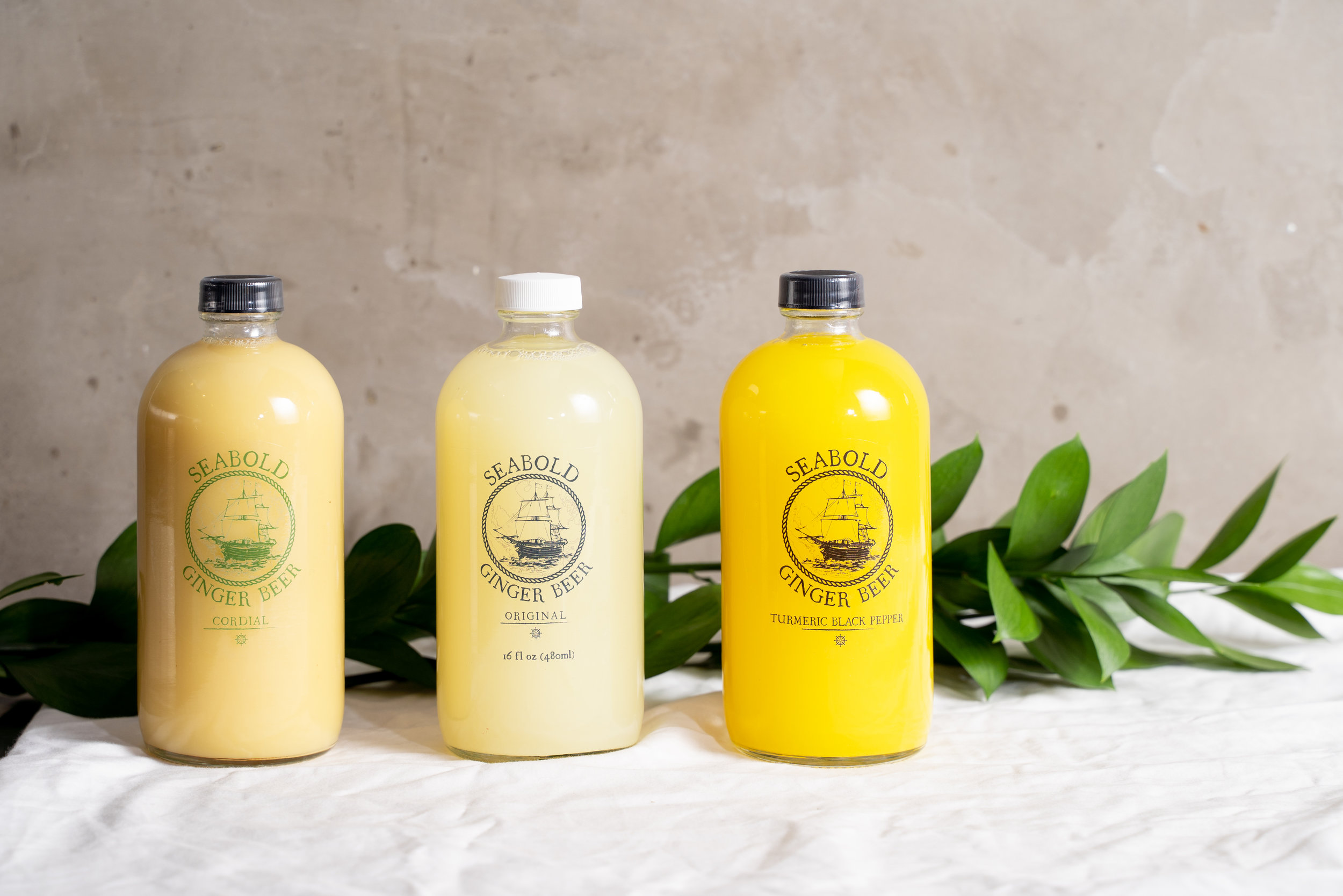 Seabold Ginger Beer Product Photos