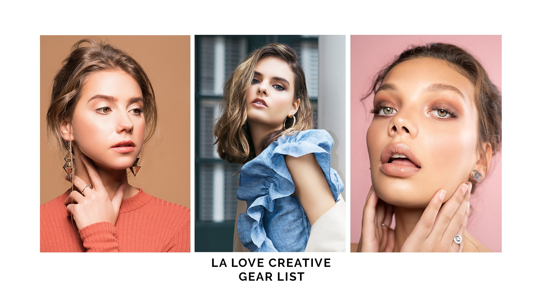 LA Love Creative Equipment and Gear List