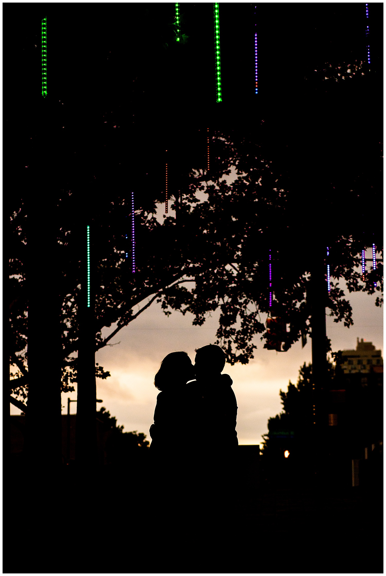 Spruce Street Harbor Engagement Photo Session