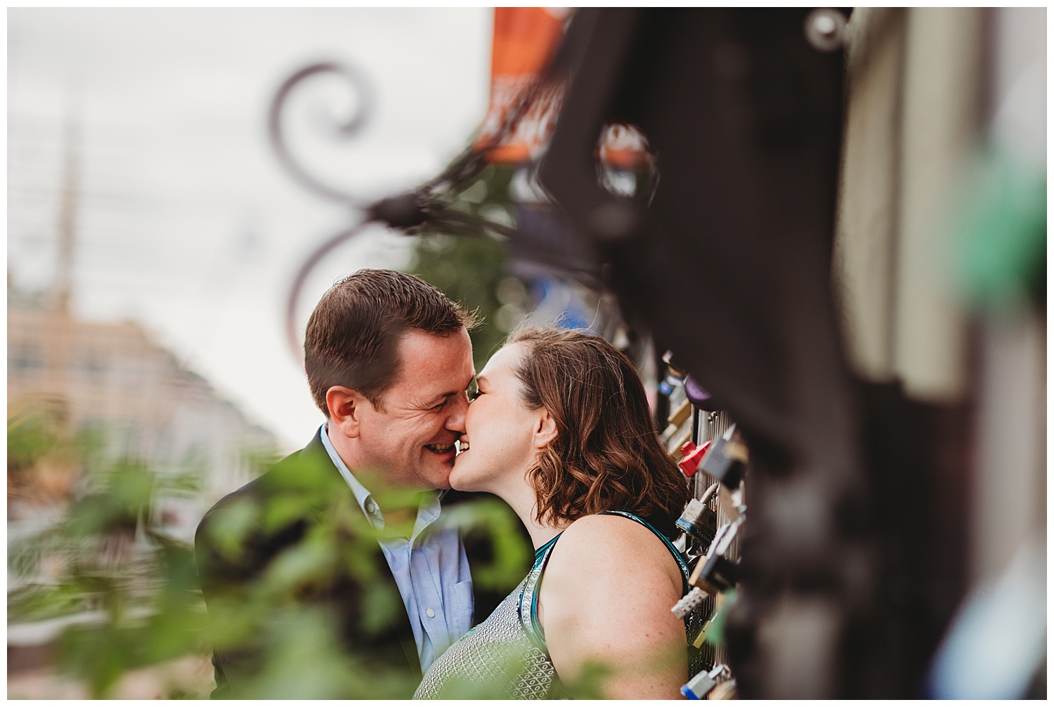 Engagement Photo Shoot in Philadelphia
