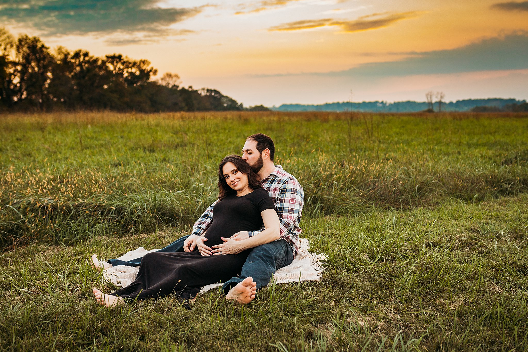 Bucks county maternity photographers