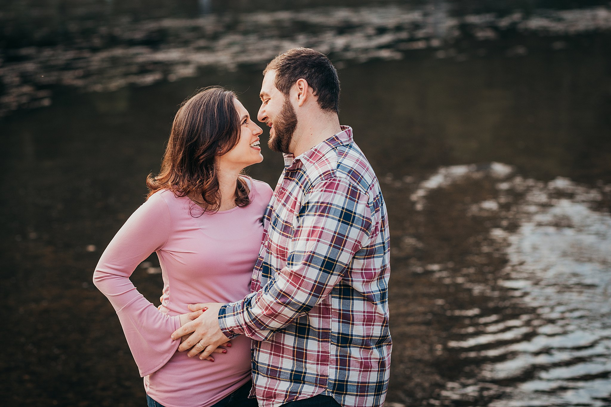 Newtown, PA maternity photographer