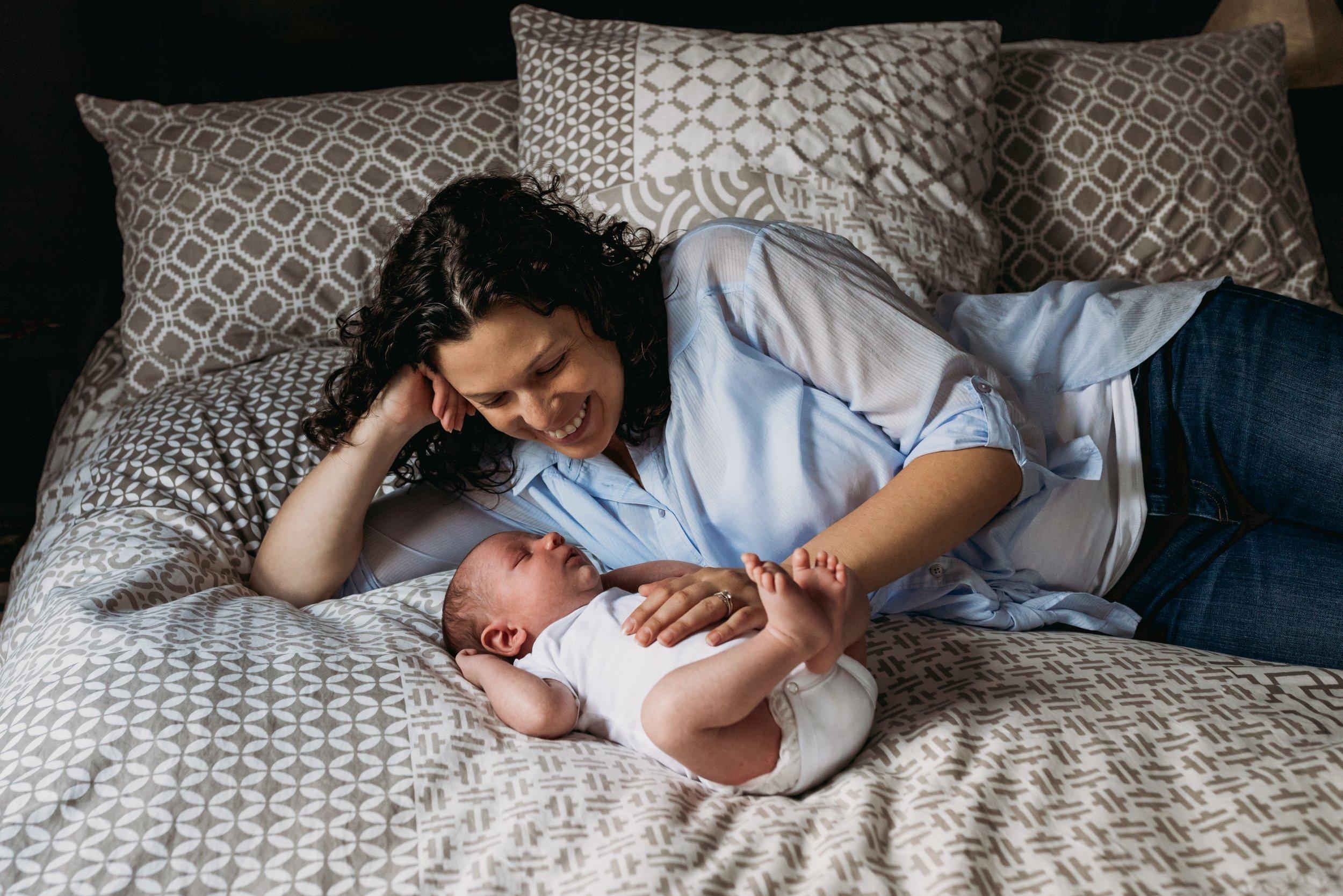 Haverford Newborn photographer
