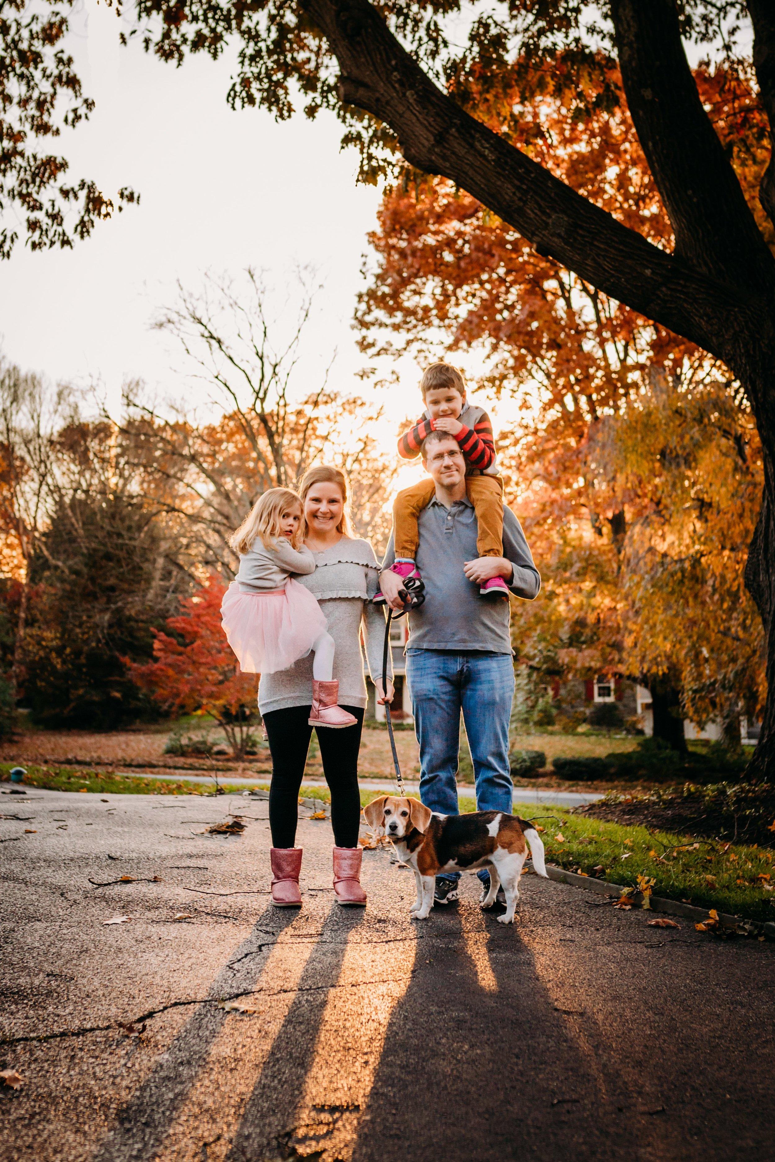 Bucks County Family Photographers_ Desiree Hoelzle Photography