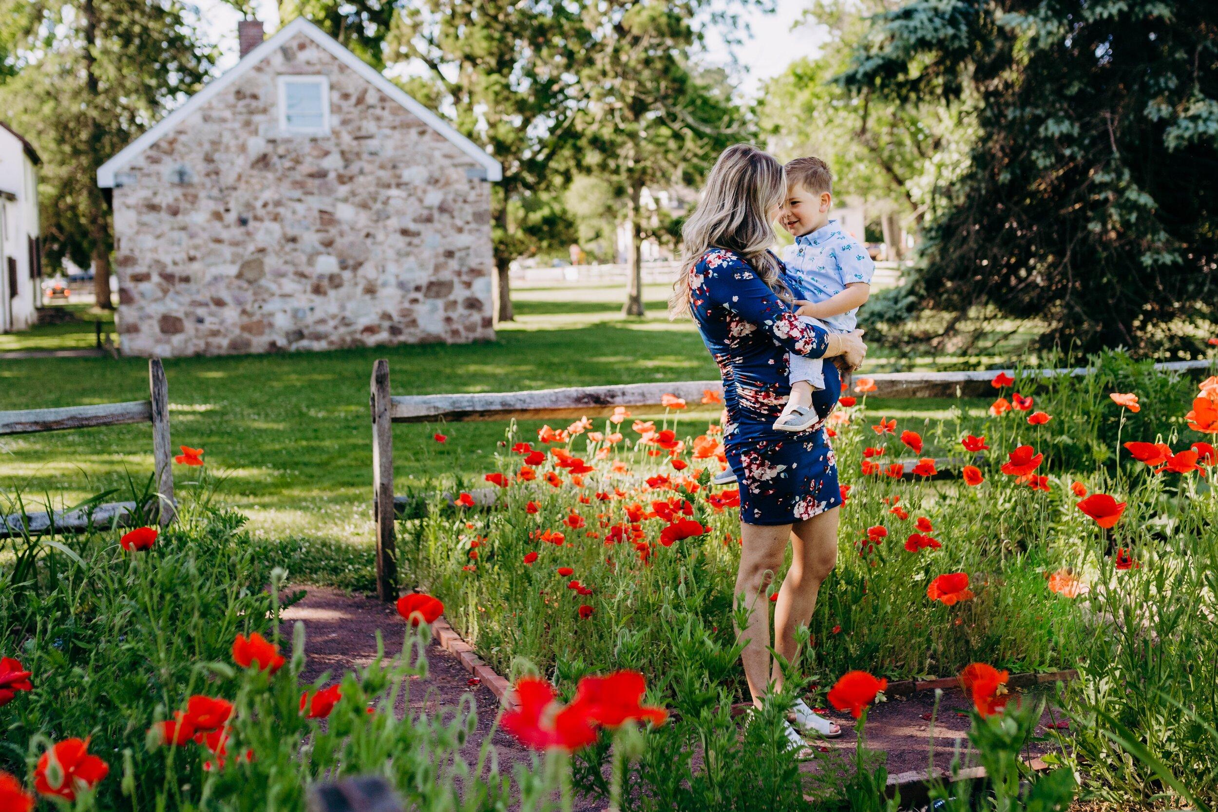 Bucks County Maternity Photographers _ Desiree Hoelzle Photography