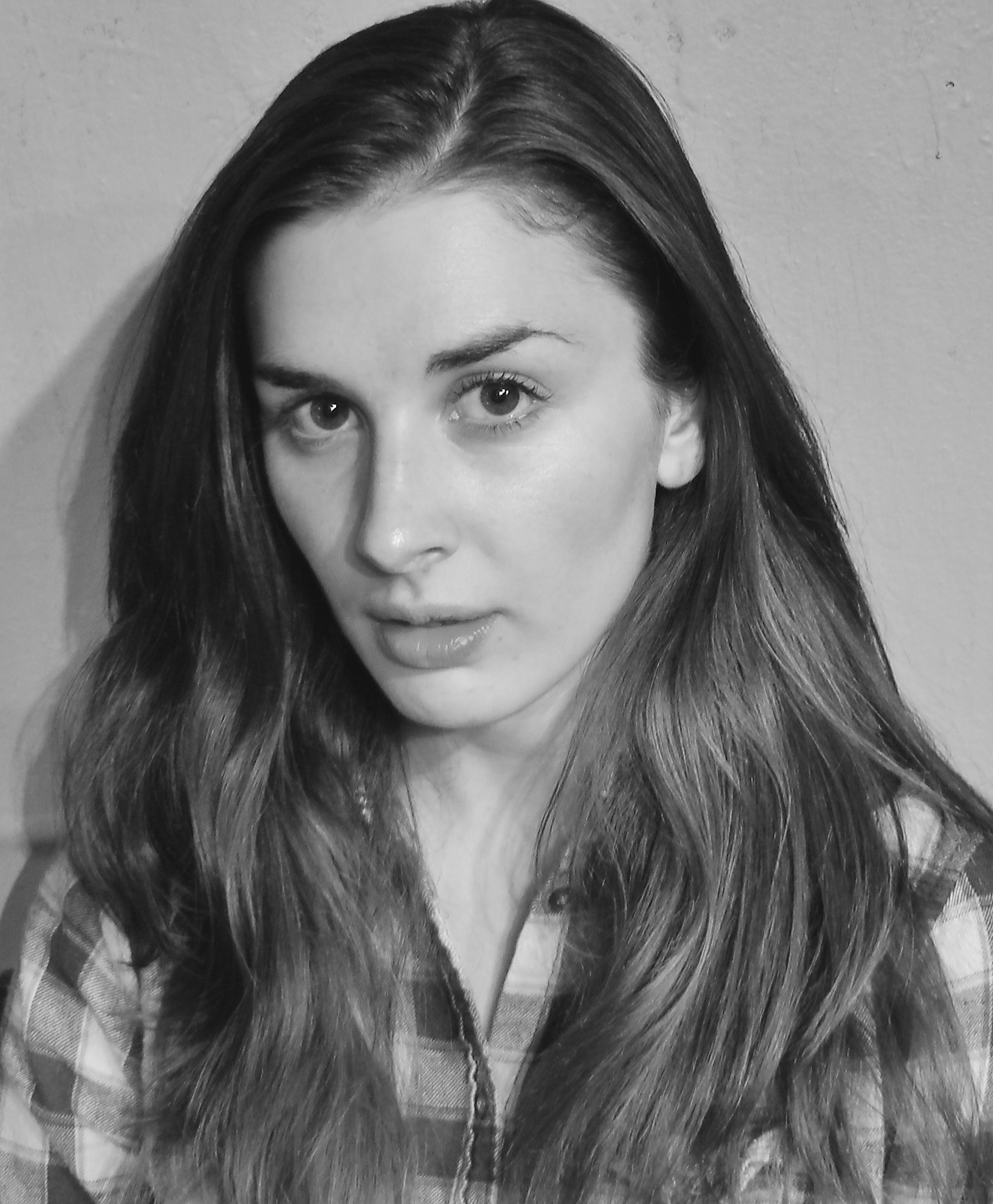 Rachel Tondreault, as SYLVIA