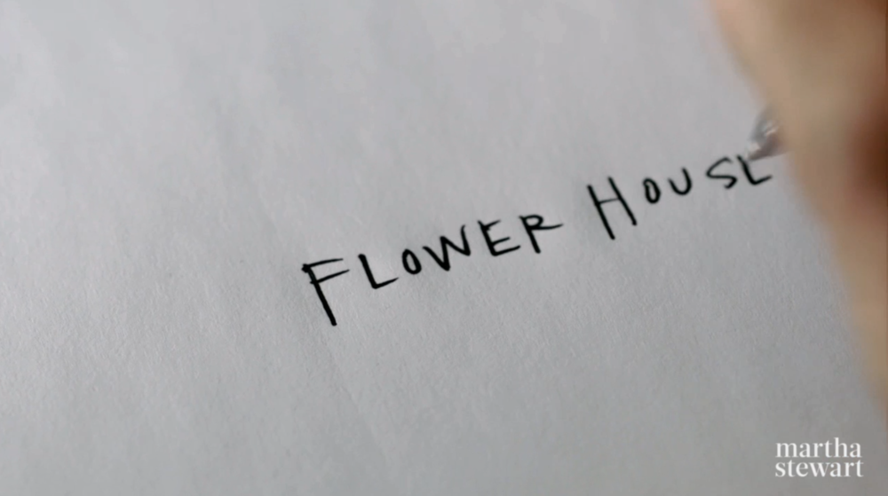 the second in a two-part video series with martha stewart and GMC,   flower house creator lisa waud talks about the planning and installation of flower house and her love of detroit.  [WATCH HERE]