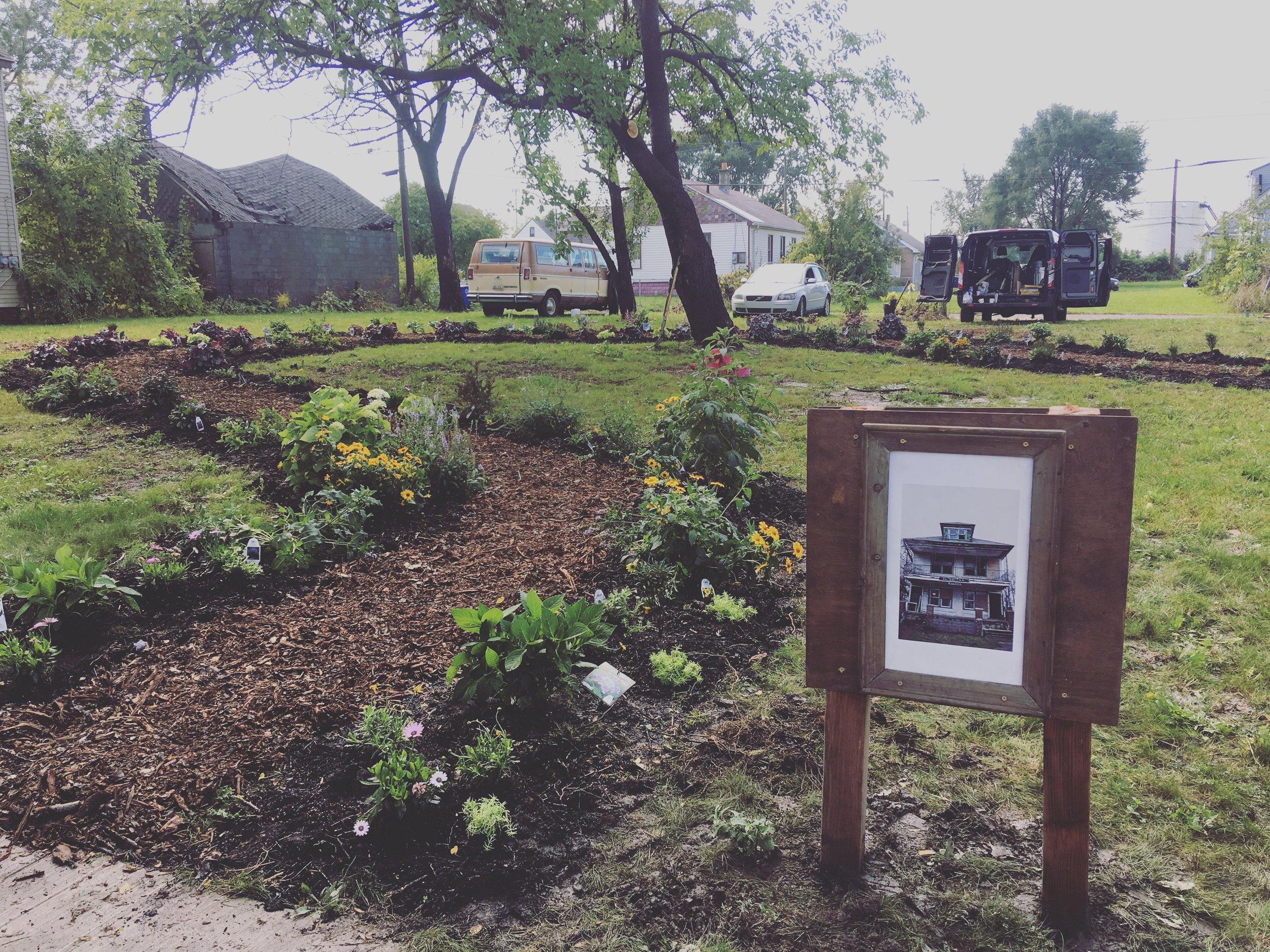 flower house park