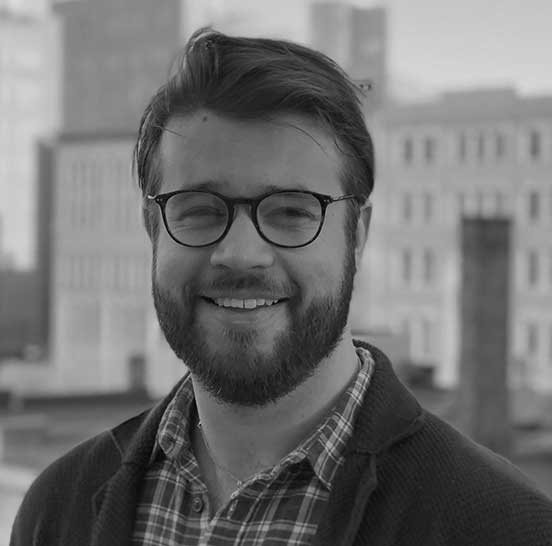Tom Ainley, Content Strategist