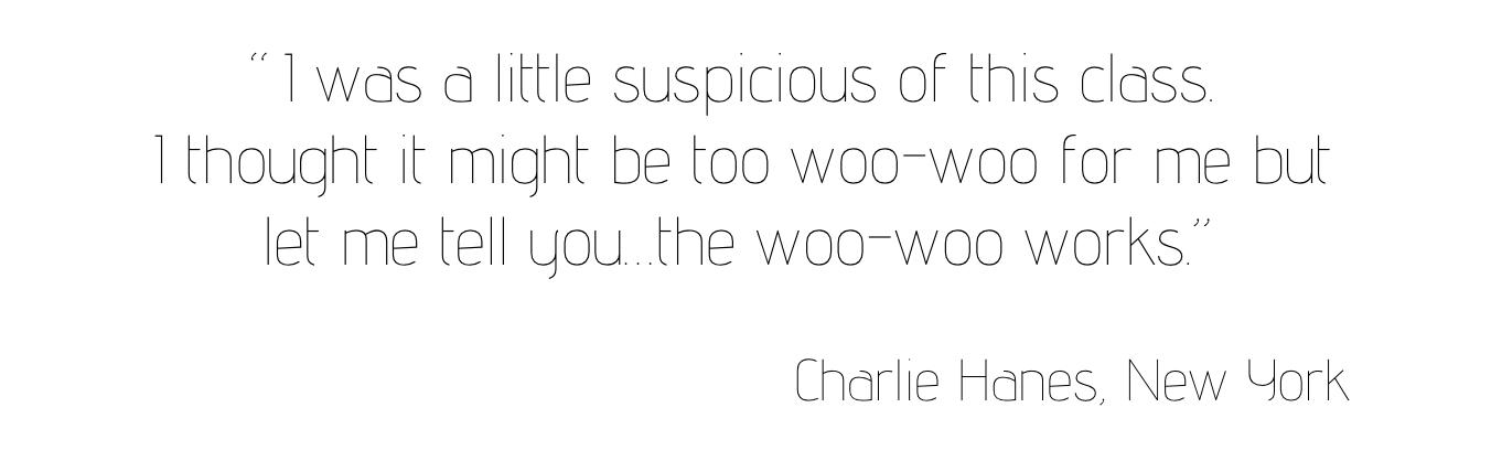 Charlie Feedback
