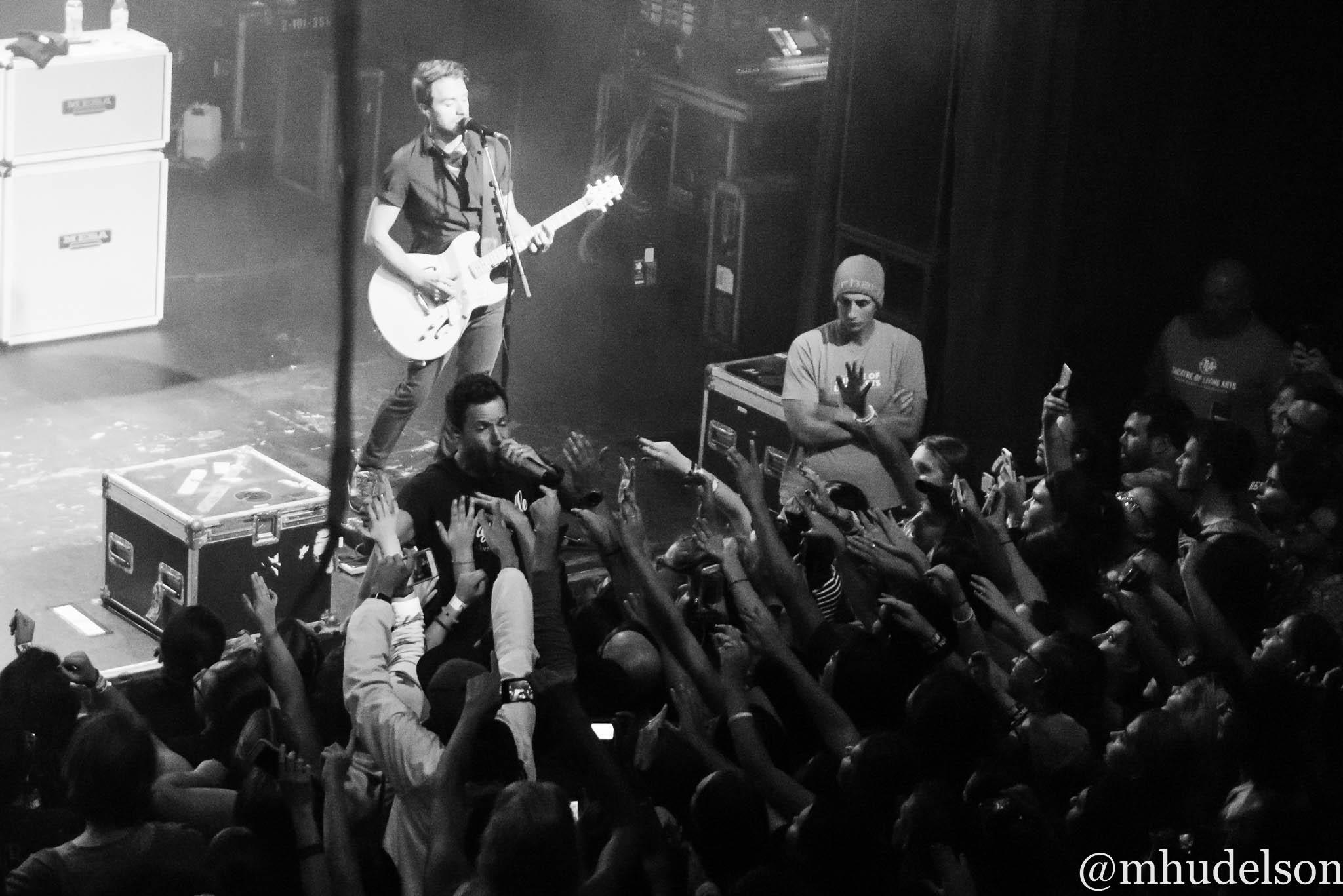 Simple Plan / 10/11/16 / Theater of Living Arts / Philadelphia, PA