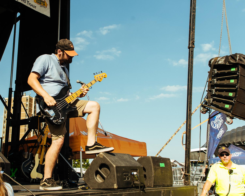 Have Mercy / 7/10/15 / Vans Warped Tour / Camden, NJ