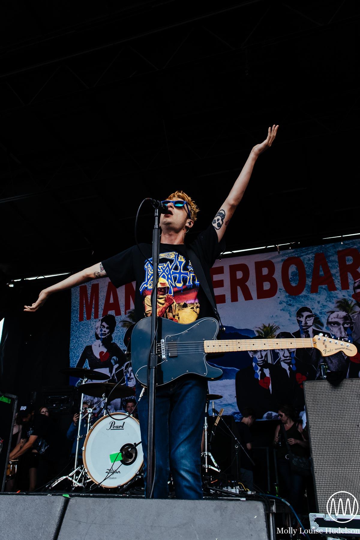 Man Overboard / 7/14/15 / Vans Warped Tour / Mansfield, MA