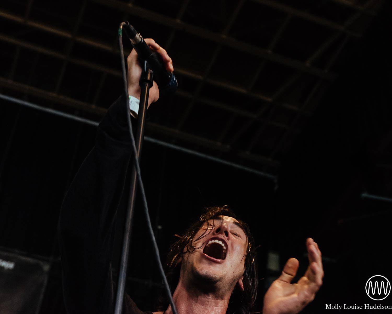 Night Riots / 7/14/15 / Vans Warped Tour / Mansfield, MA