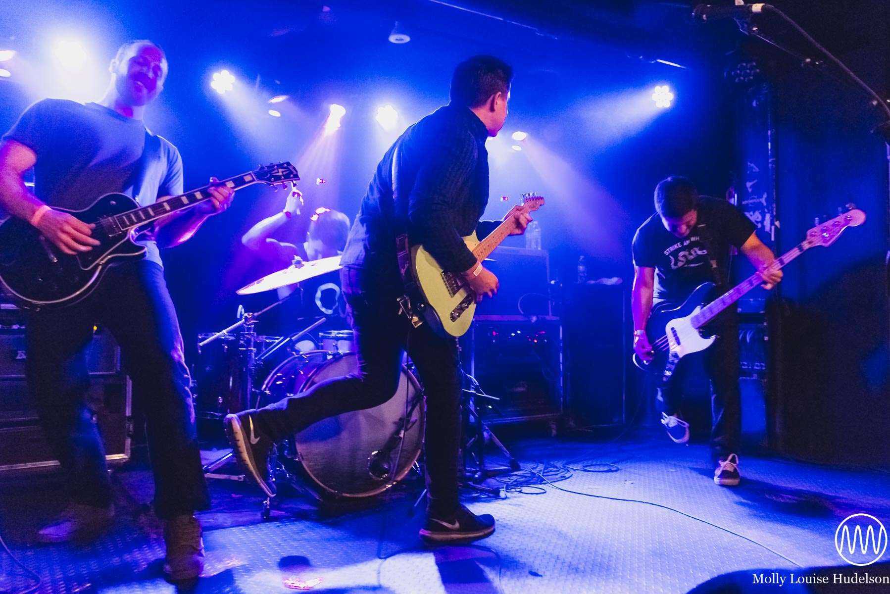 Pentimento / 10/30/15 / The Studio at Webster Hall / New York, NY