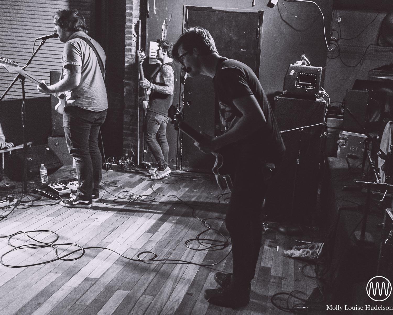 Better Off / 10/31/15 / Voltage Lounge / Philadelphia, PA