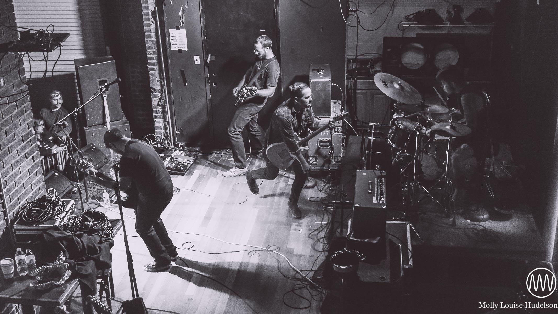 Pentimento / 10/31/15 / Voltage Lounge / Philadelphia, PA