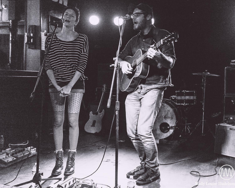 Caleb and Carolyn / 11/2/15 / Amityville Music Hall / Amityville, NY