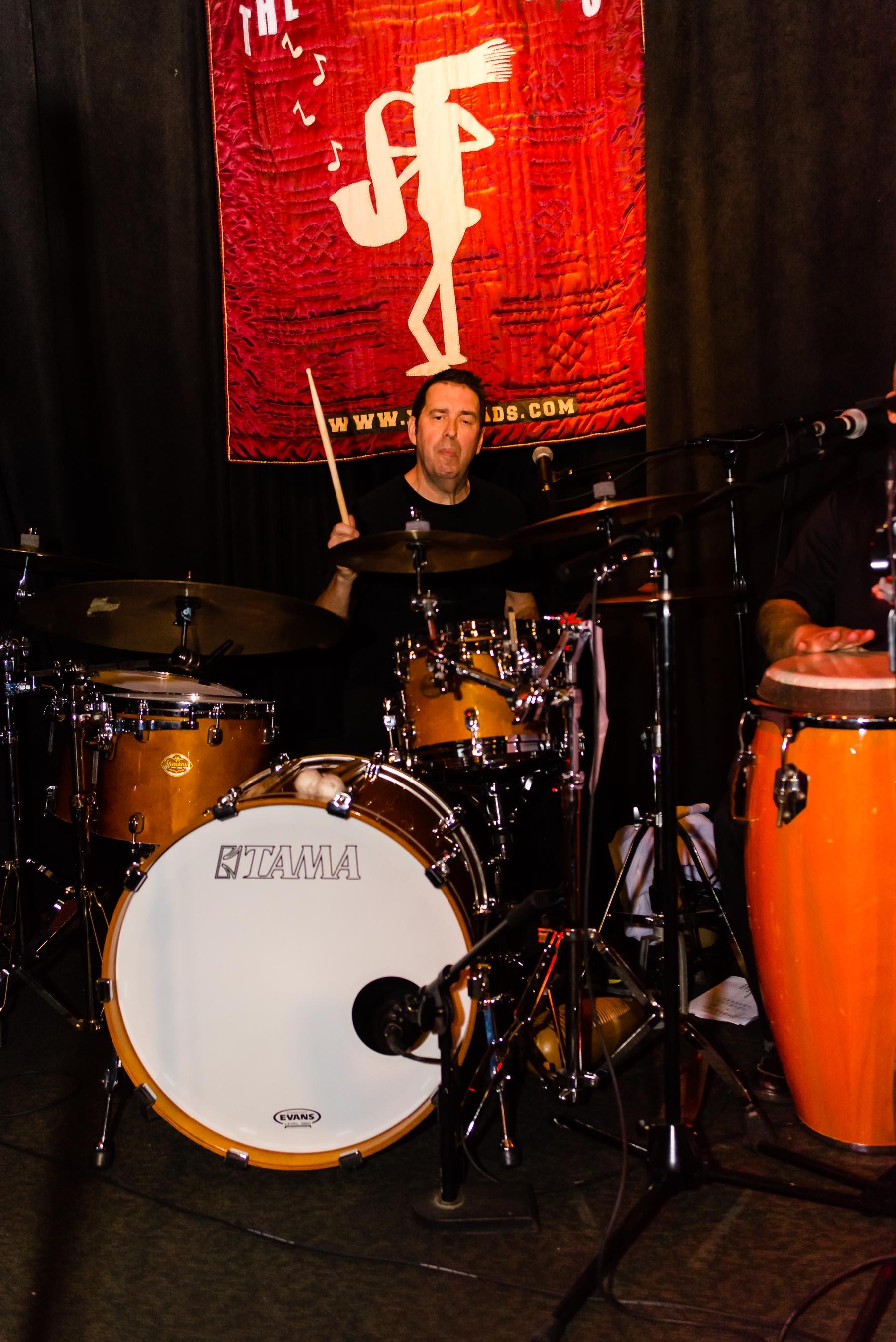 Travis Hudelson of Equinox / 11/14/15 / Crossroads / Garwood, NJ