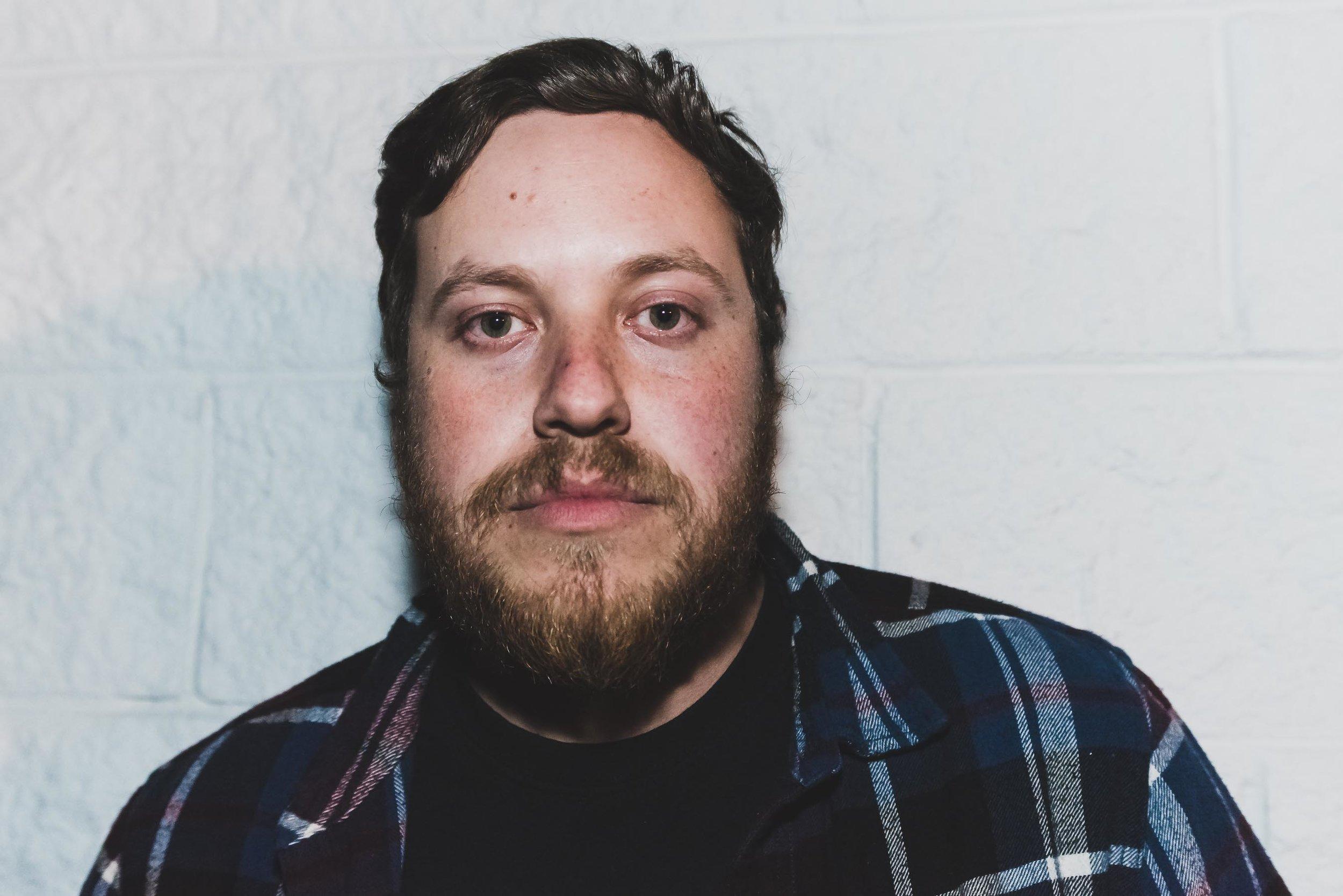Alex Tucker of Dead Leaves / 11/13/15 / Shakers Pub / Oakdale, N.Y.