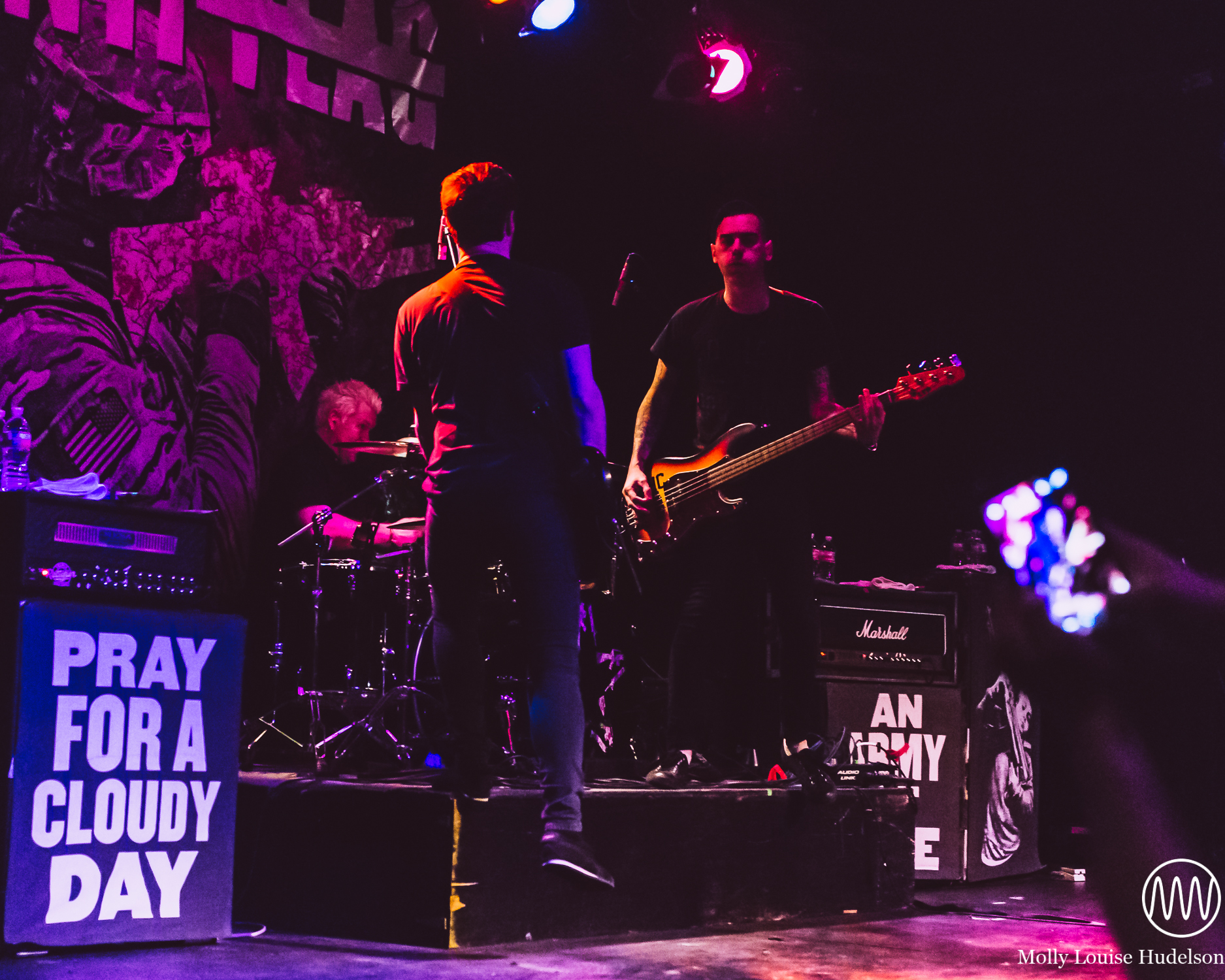 Anti-Flag / 2/20/16 / The Door / Dallas, TX