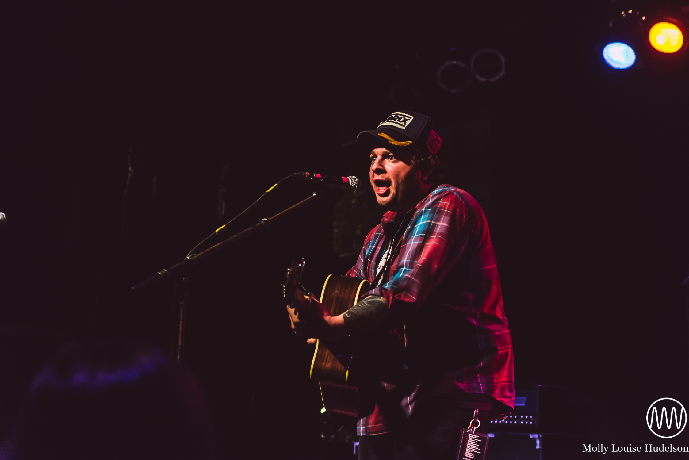 The Homeless Gospel Choir / 2/20/16 / The Door / Dallas, TX