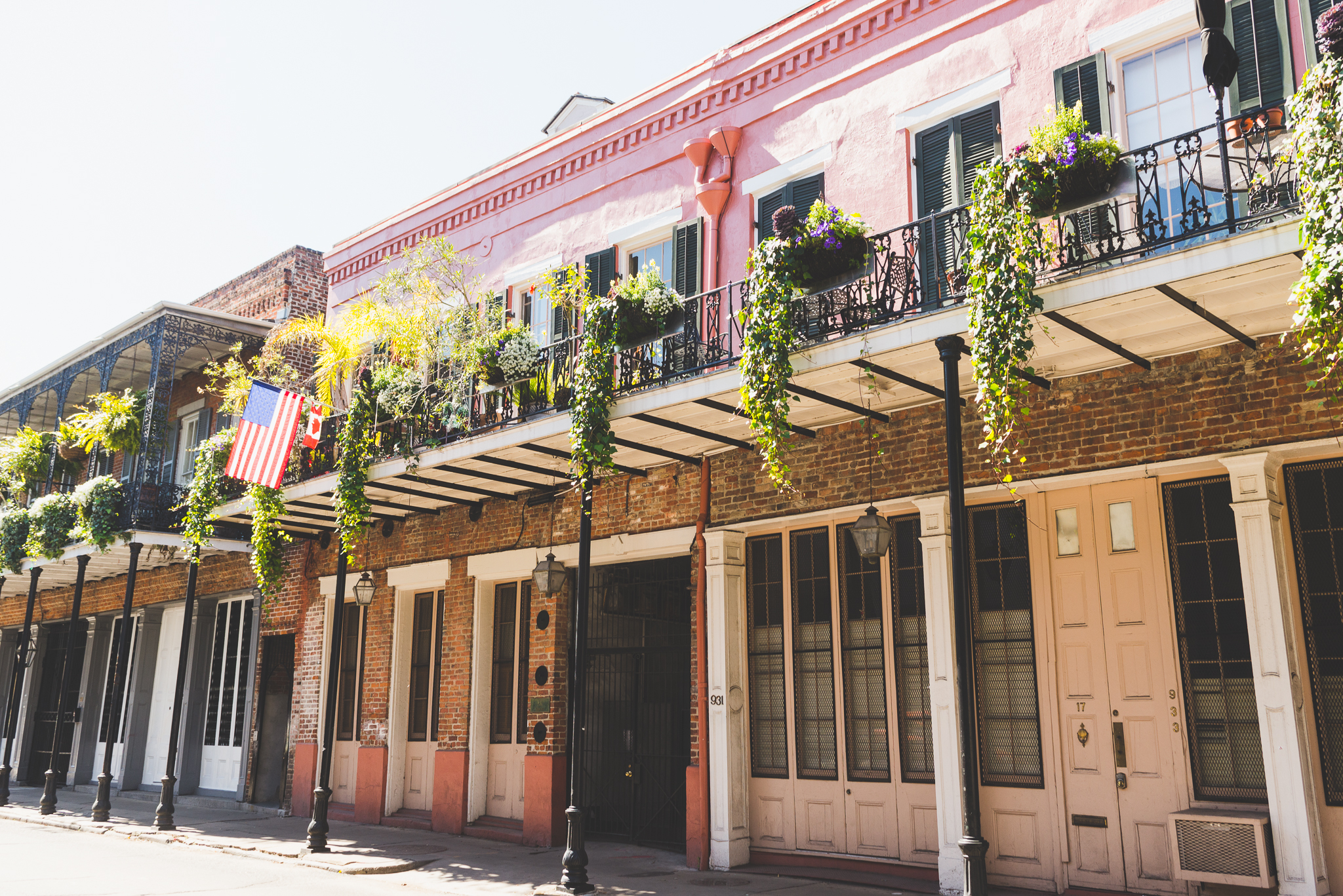 Walking around the French Quarter. / 2/27/16 / New Orleans, LA