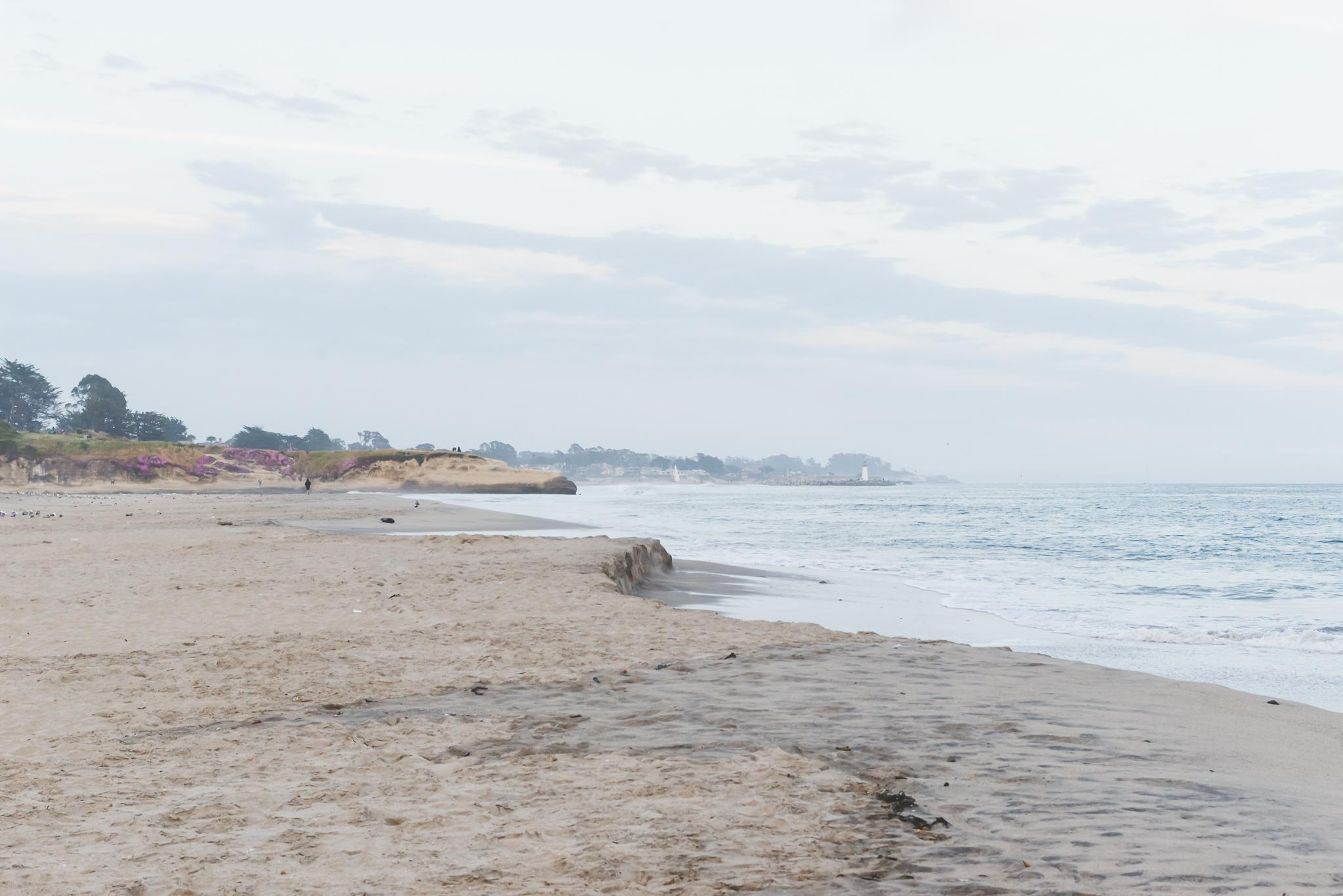Another view of the beach. / 5/3/16 / Santa Cruz, CA