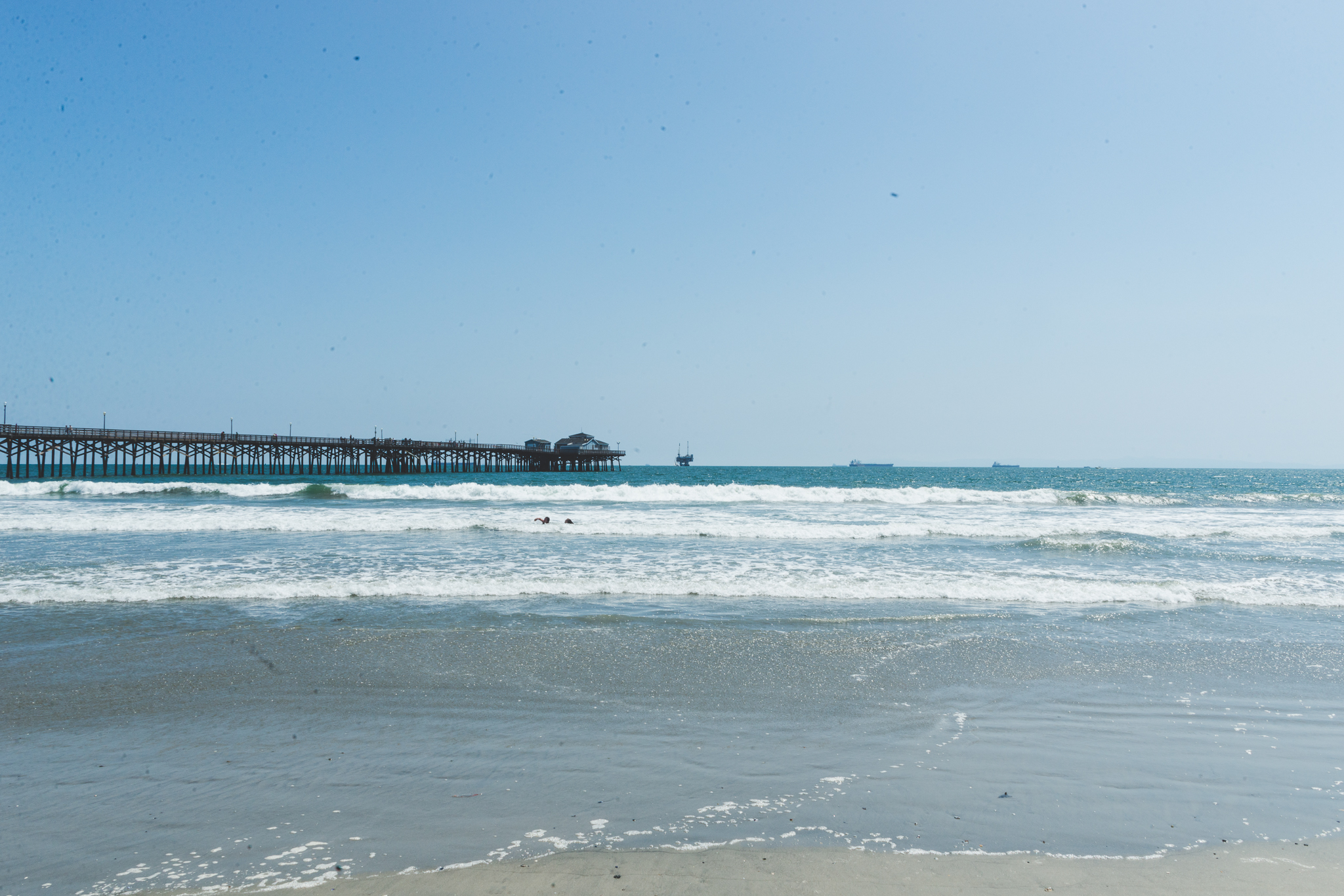 The view from Seal Beach! / 5/14/16 / Seal Beach, CA