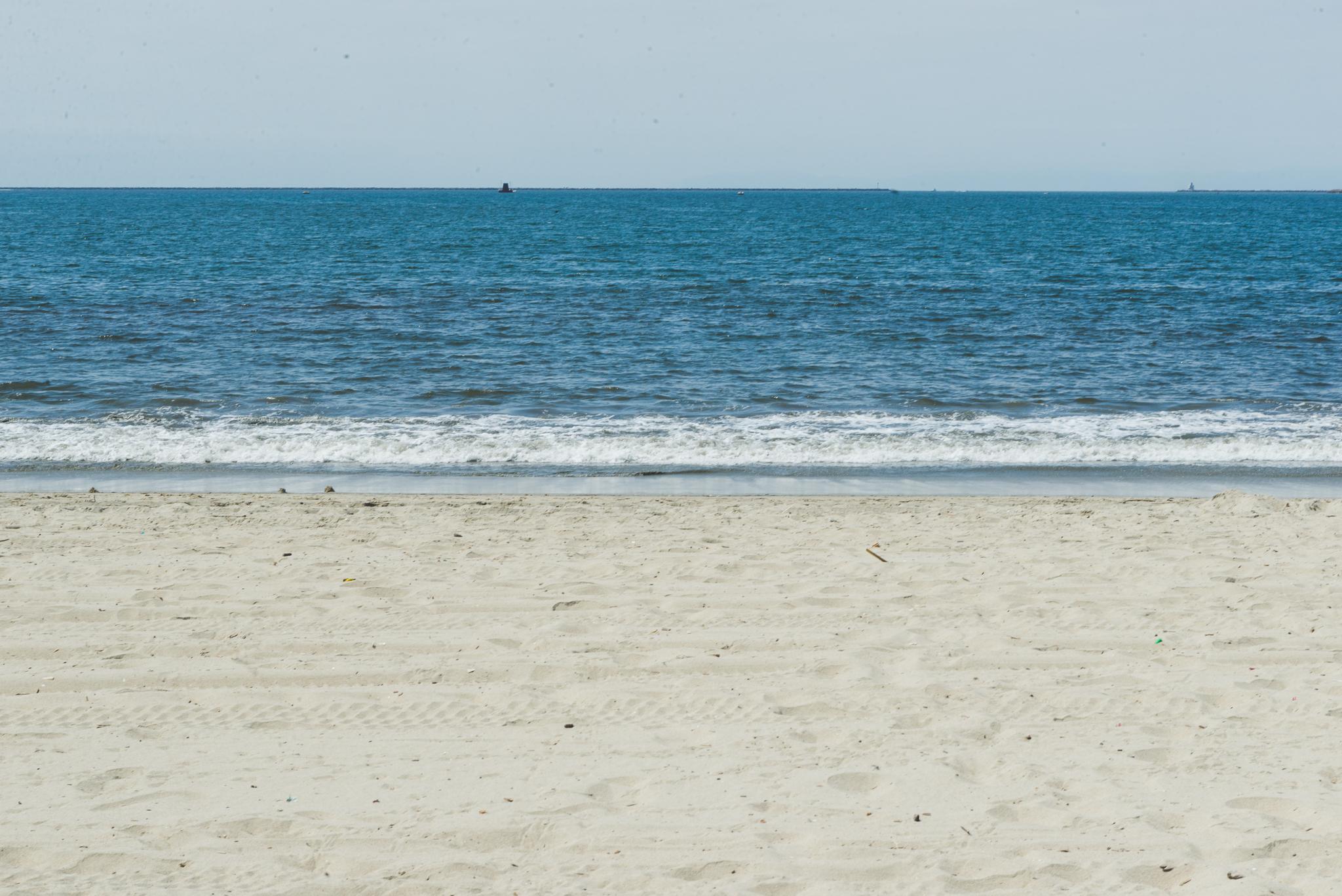 The ocean is so peaceful. / 5/14/16 / Long Beach, CA