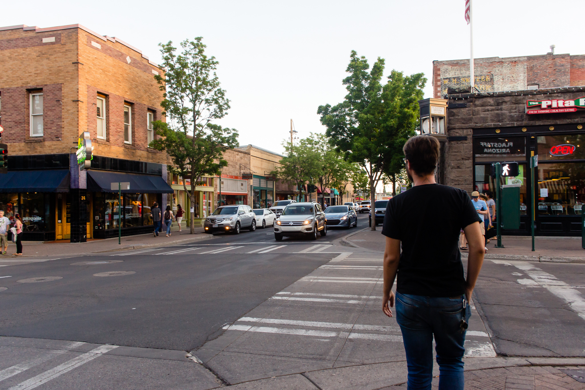 Where can we find vegan food in this town...? / 6/19/16 / Flagstaff, AZ