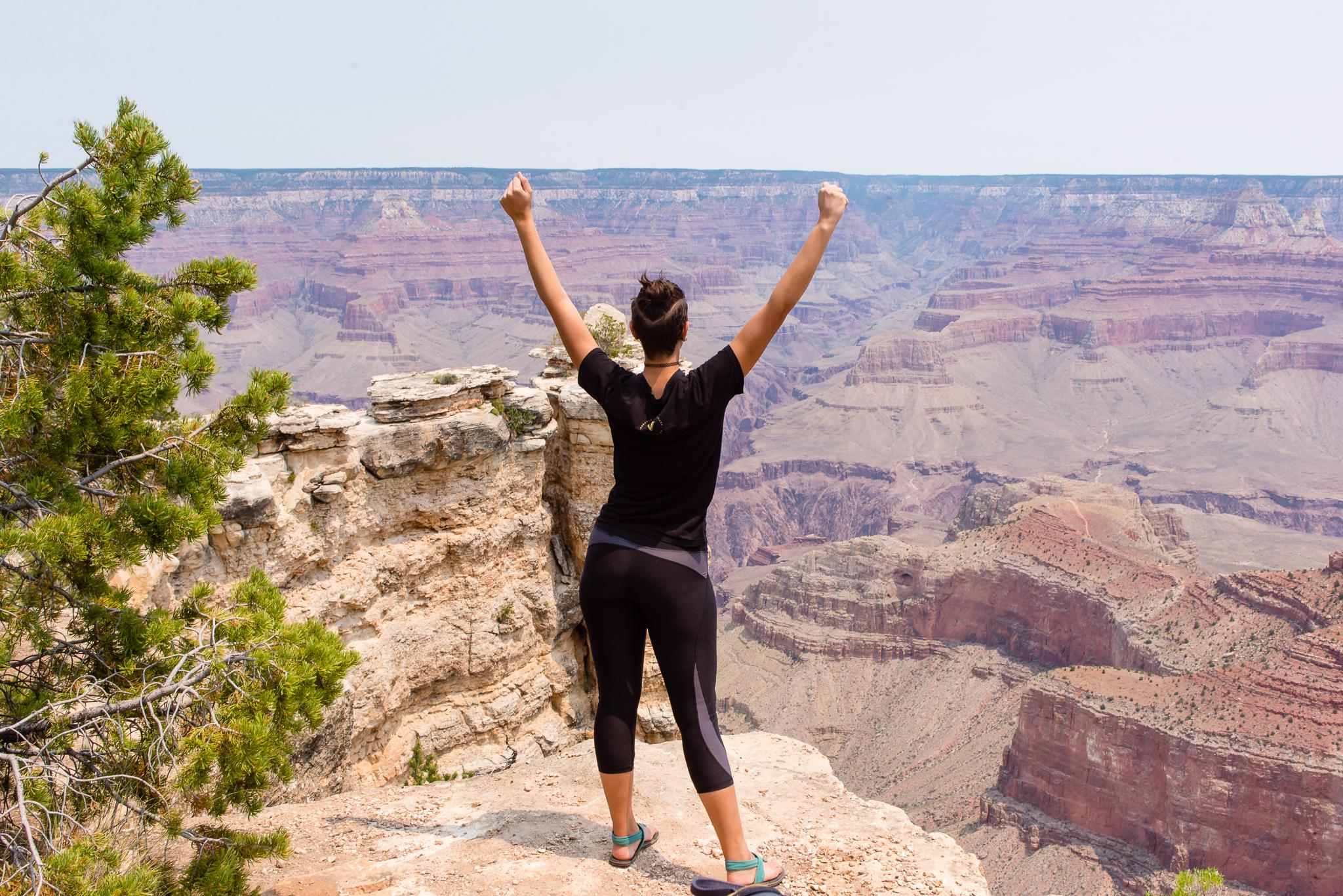 Jordan / 6/20/16 / Grand Canyon South Rim, AZ