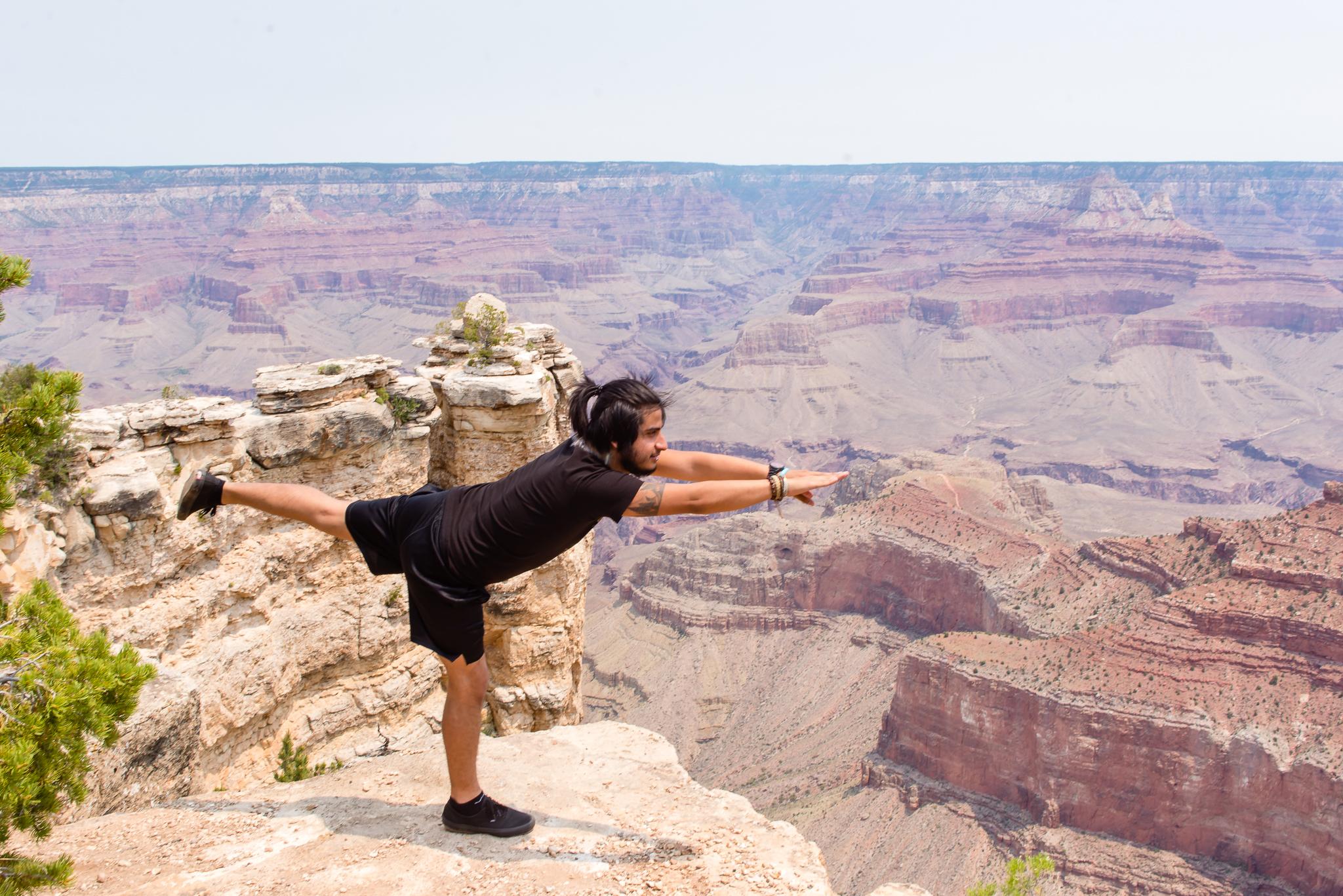 Rick / 6/20/16 / Grand Canyon South Rim, AZ