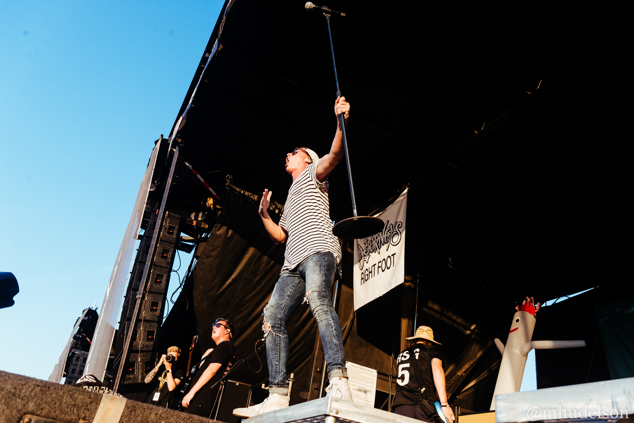 State Champs / 7/13/16 / Vans Warped Tour / Mansfield, MA