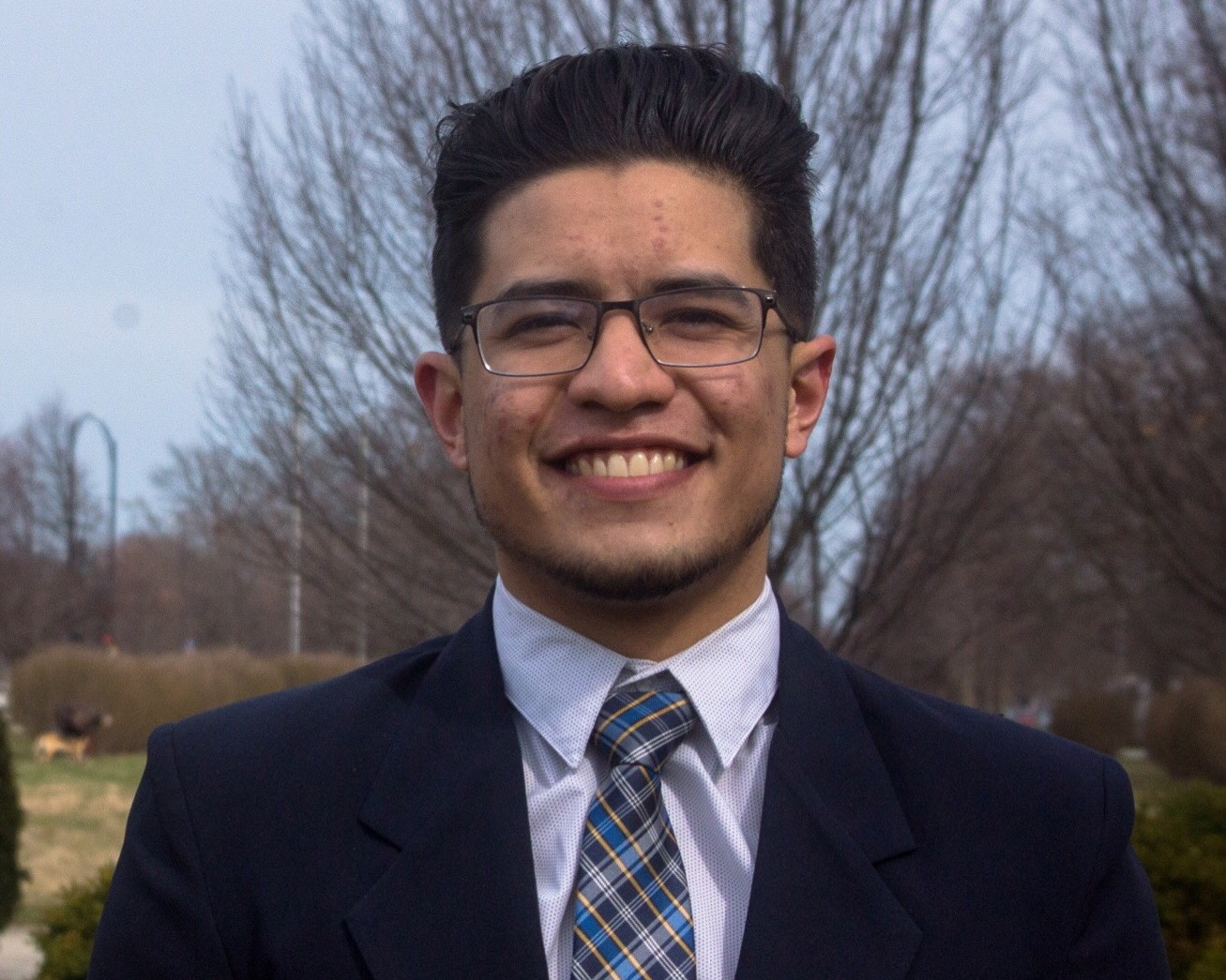 Diego Cardenas   Diego graduated from the University of Chicago in 2018, where he studied Sociology. While in school, Diego chaired the Multicultural Student Advisory Committee and was a leader in outreach and mentoring programs for at-risk youth. He also conducted research on the use of social media by disadvantaged young people.