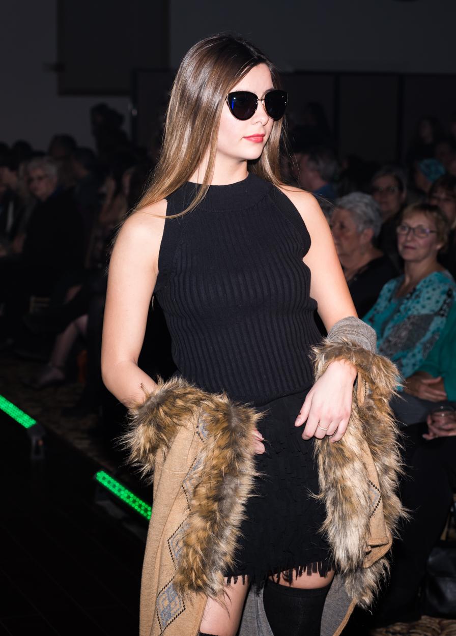 """""""Eve Lauren Presents..."""" fashion show"""