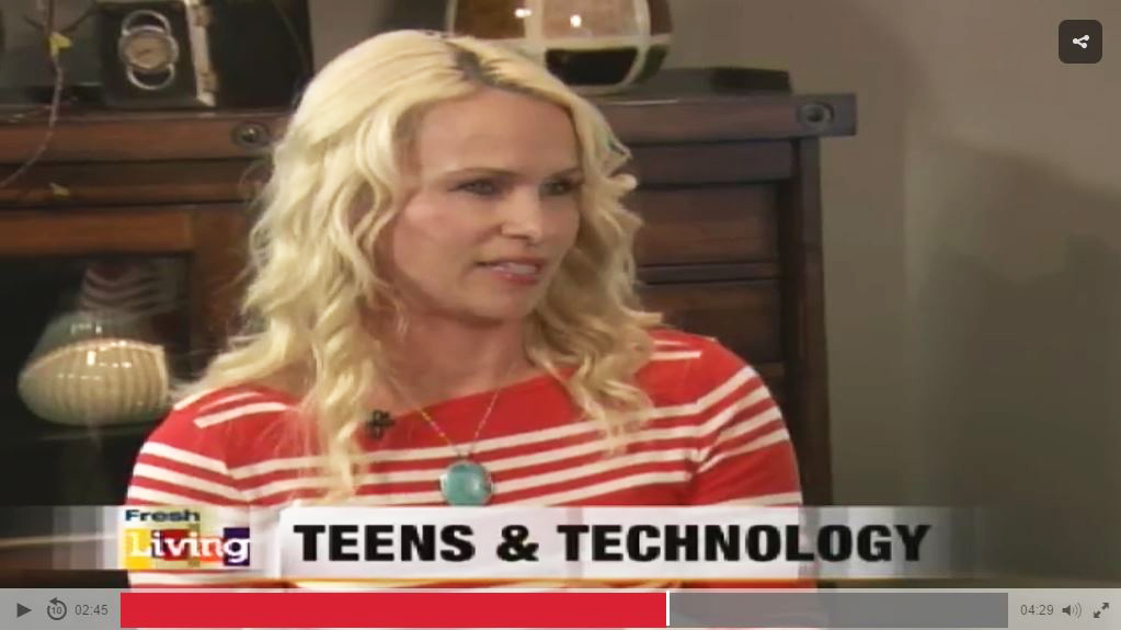Founder Candice talks on KUTV Fresh Living about a new form of bullying.