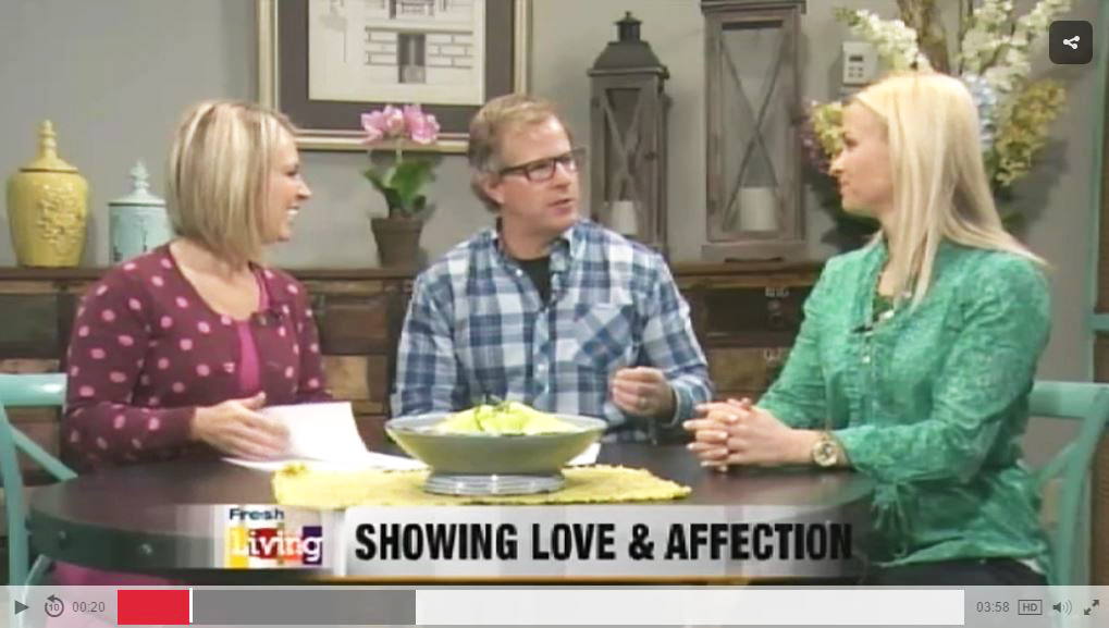 Founder Candice talks on KUTV about how to keep the spark alive in your relationship.