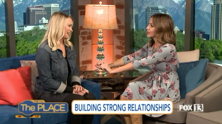 Therapist Candice Christiansen gives five tips on how to help identify and build on relationship strengths.