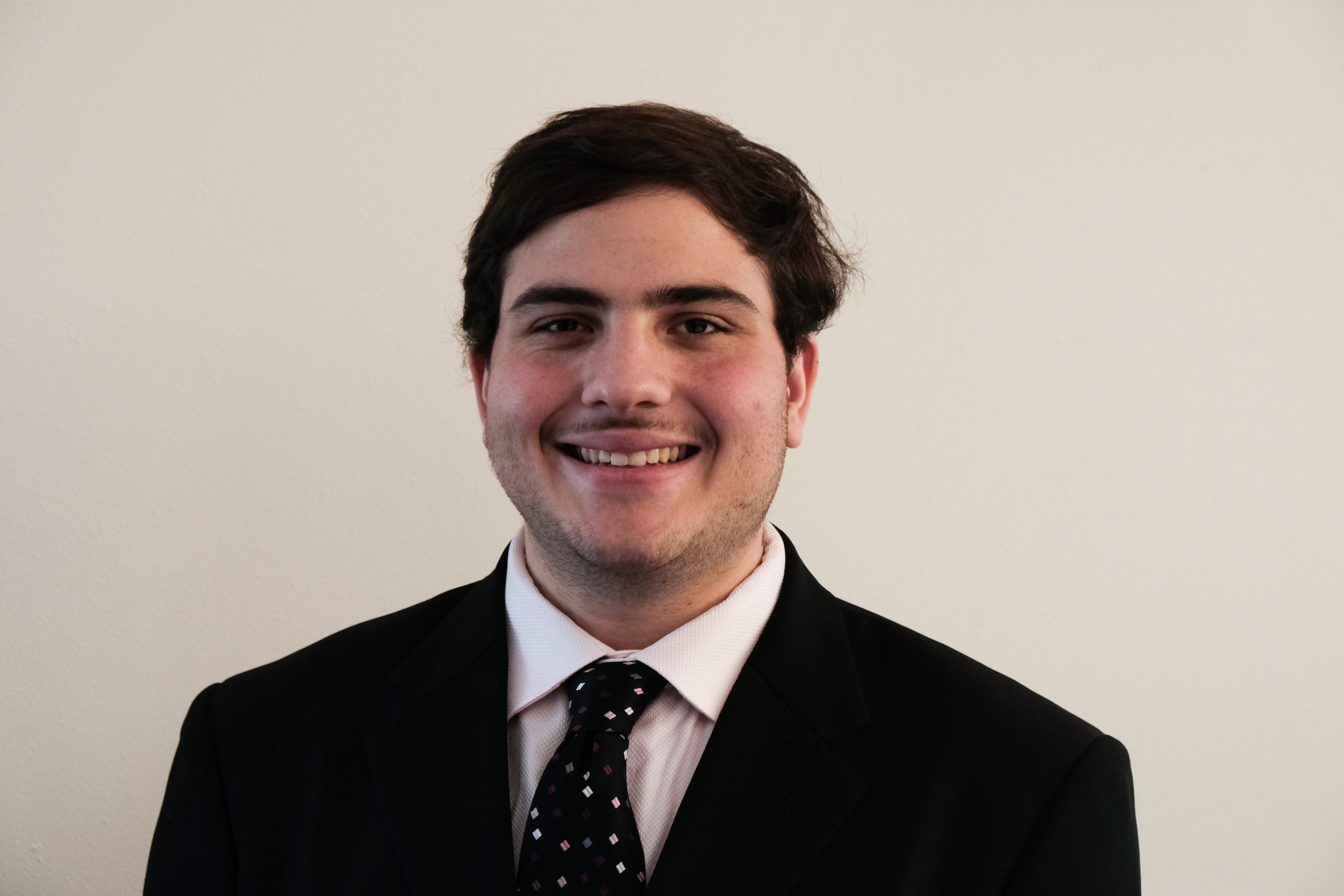 Richard Santiamo | VP Scholarship