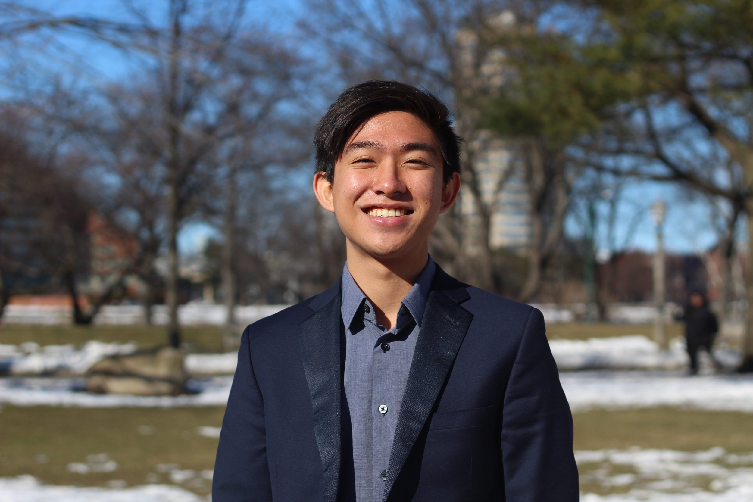 Ted Wu | 2021