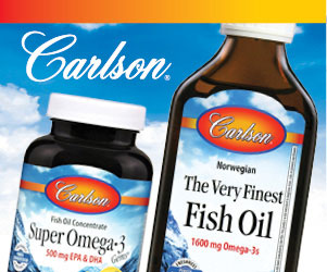 The Finest Fish Oils