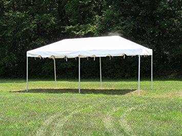 10' x 20' Frame Tent