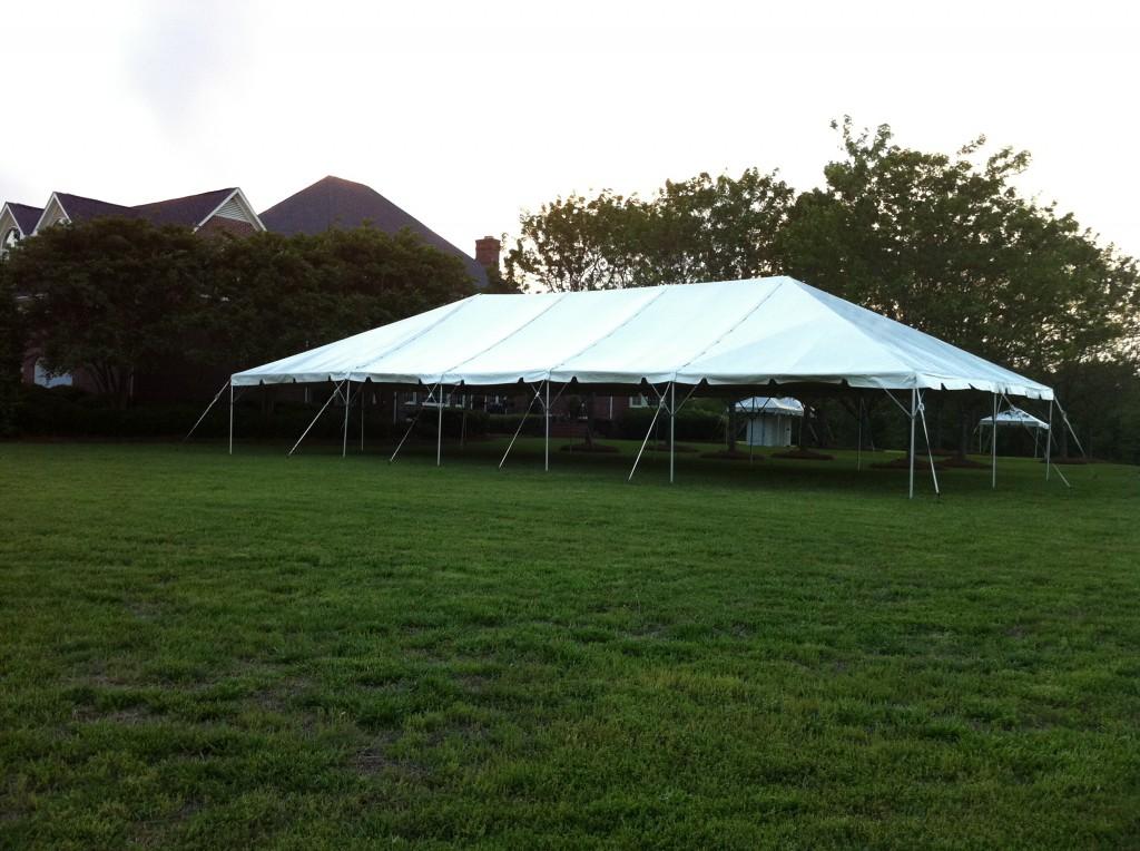 30' x 50' Frame Tent