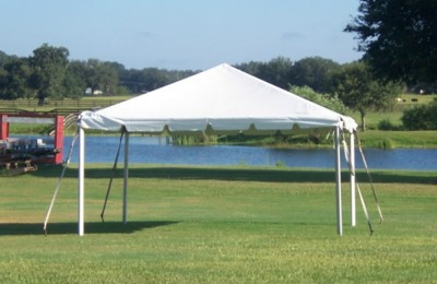 15' x 15' Frame Tent