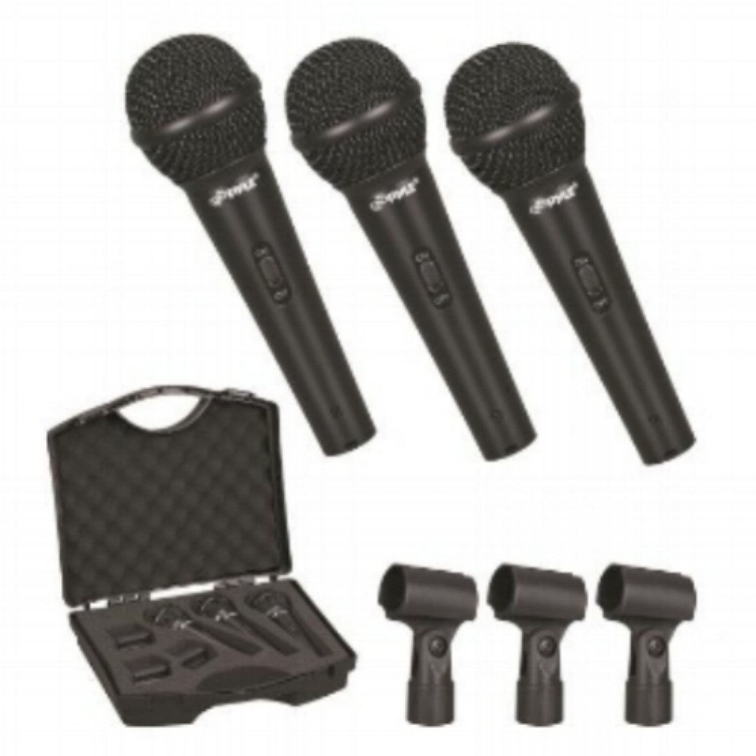 Classic Wired Microphones